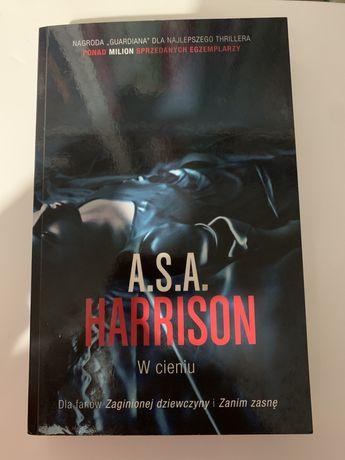 W cieniu A.S.A. Harrison
