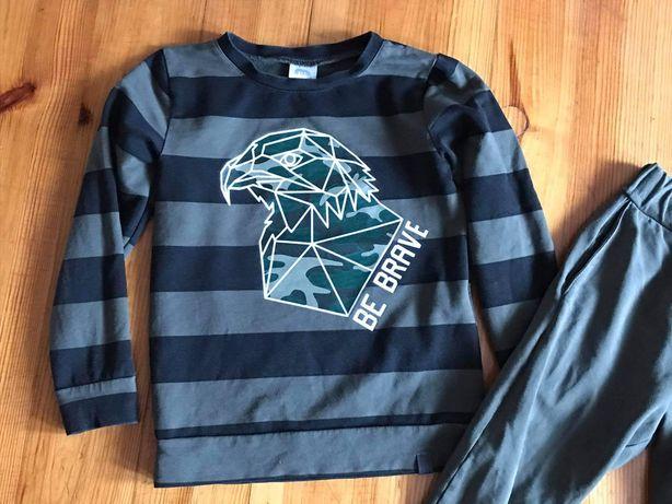 All for Kids bluza plus spodnie dla chłopca 116/122