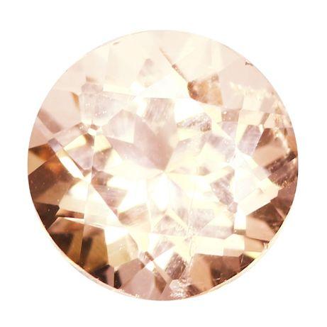 MORGANIT - VERY RARE- na złoty pierścionek - WIDEO - Certyfikat GIL