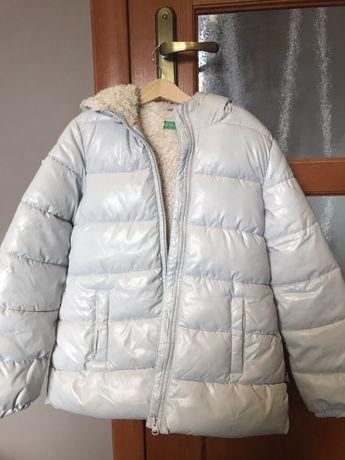 Benetton śliczna kurtka dla dziewczynki!!!