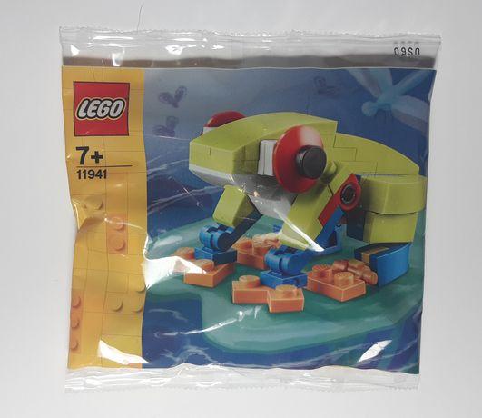 Lego polybag 11941 Лягушка (4шт.)