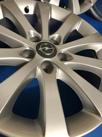 Opel 17 cali oryginalne 5x110 Polecam!!