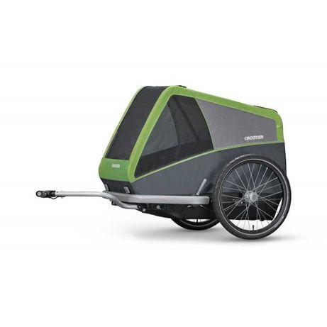 Przyczepka rowerowa dla psa - Croozer Dog XL Next Generation