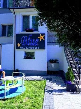 Blue Mielno Unieście pokoje hotelowe serdecznie zapraszamy