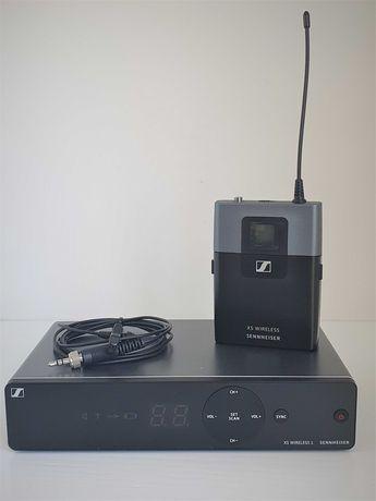 Sennheiser XSW ME2-1 - Microfone de Lapela