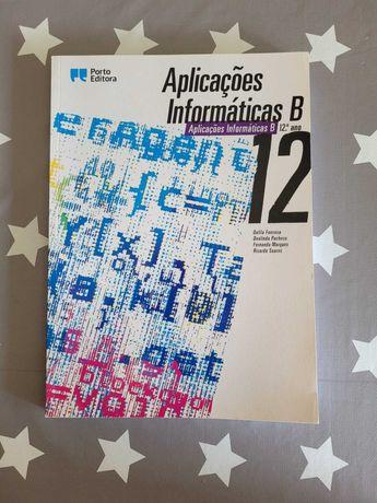 Manual de Aplicações Informáticas B 12ºano