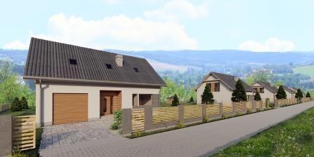 Wyjątkowy dom jednorodzinny Osiedle Panorama