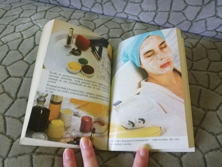 Stary poradnik z recepturami kosmetyków naturalnych z 1993 roku Strzyżów - image 1