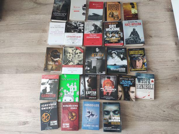 Książki różne gatunki
