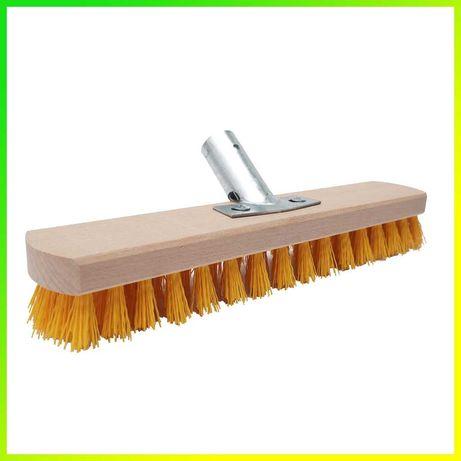 Щітка для чищення килимів 30см жорстка коротка щетина