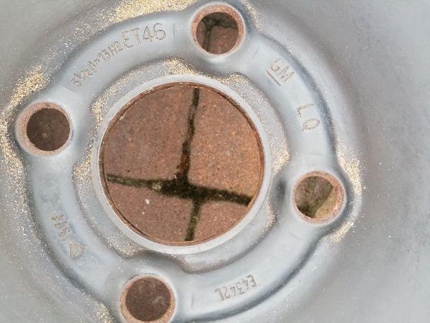 Opony z felgami stalowymi 175/70 R13