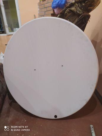 Спутникова антена +тюнер