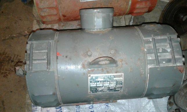 Электродвигатель постоянного тока(новый)