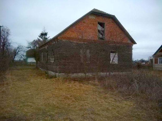 Продам сруб (дом) с землей