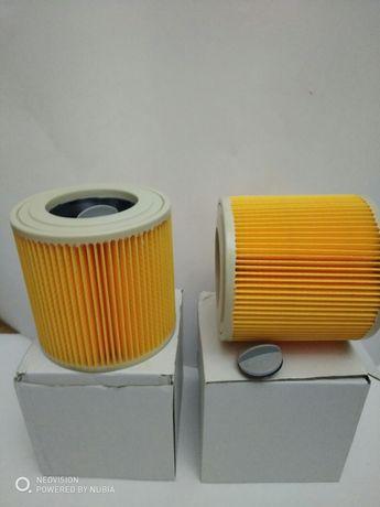 Фильтр многоразовый (моющийся) для пылесоса Karcher (Керхер)