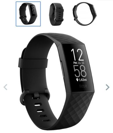 Фітнес - трекер fitbit Charge 4