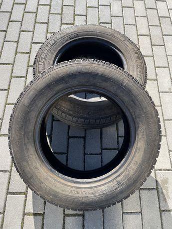 Michelin Agilis Alpin 195/75R16C dot:2918 - 2 szt. 5,5mm/5,4mm ZIMA !