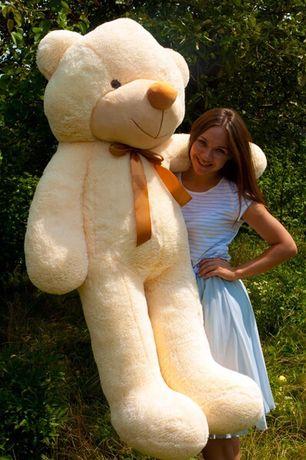 Плюшевый медведь Рафаэль(Монти) 180см. ДРОП/ОПТ. Большой медведь.