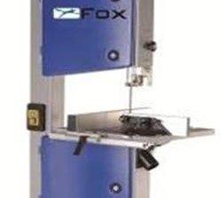 Serra vertical de fita para corte de madeira FOX 150 mm