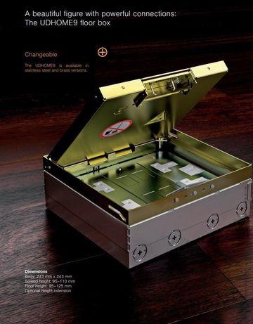 UDHOME BOX 4 7427430 OBO BETTERMANN Встраиваемый корпус для монтажа GE