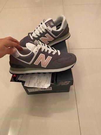 Sneakersy, buty New Balance 37,5 jak nowe.