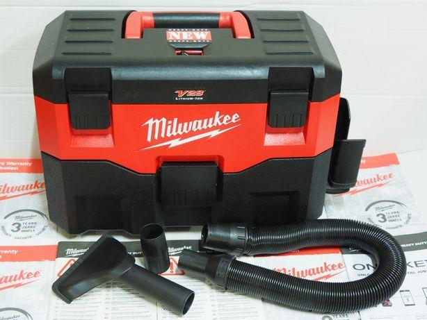 Odkurzacz MILWAUKEE V28 VC na bateria 28v M28 14,4v 18v wurth V18