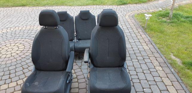 Komplet foteli Citroen C4 Picasso Lift 2011 EU