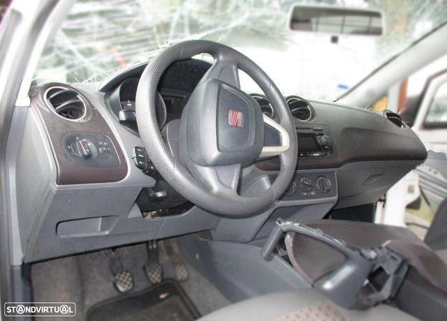 Conjunto de airbags para Seat Ibiza 6J (2010)