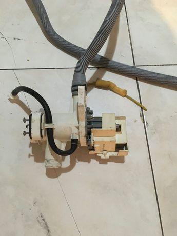 Bomba água máquina lavar samsung