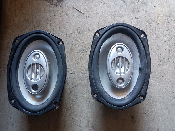 Głośniki samochodowe komplet