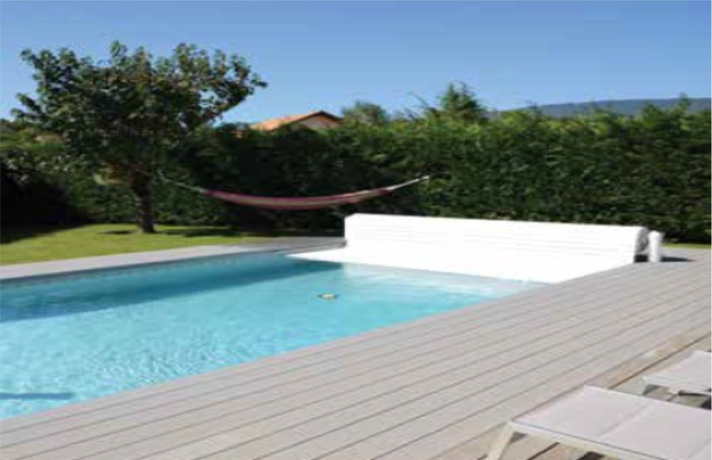 cobertura de segurança para piscinas modelo open classic 4x8m Cascais E Estoril - imagem 1
