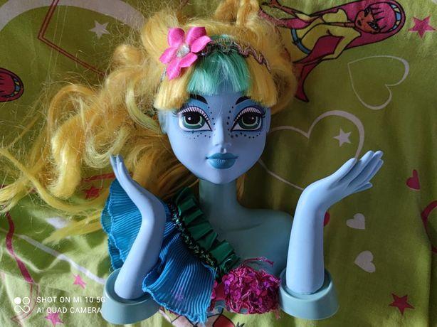 кукла модель для прически