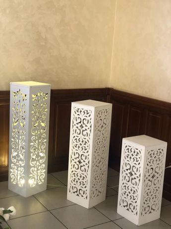 Ажурні колони для декору