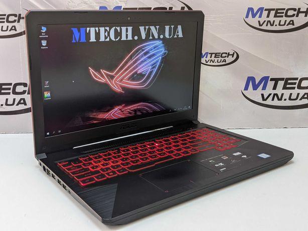 Игровой ноутбук ASUS TUF i5-8300H/8GB/256SSD/GTX 1060/Гарантия