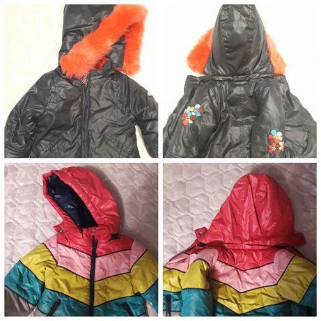 Курточка дитяча BOBOLI на дівчинку детская курточка стильная