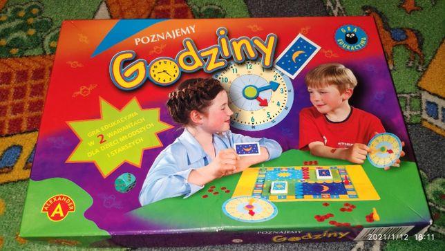Wyprzedaż - Godziny - gra edukacyjna