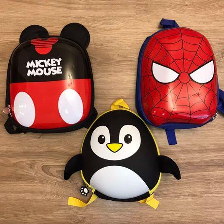 Детский рюкзак НОВЫЙ (дошкольный, для девочек и мальчиков)