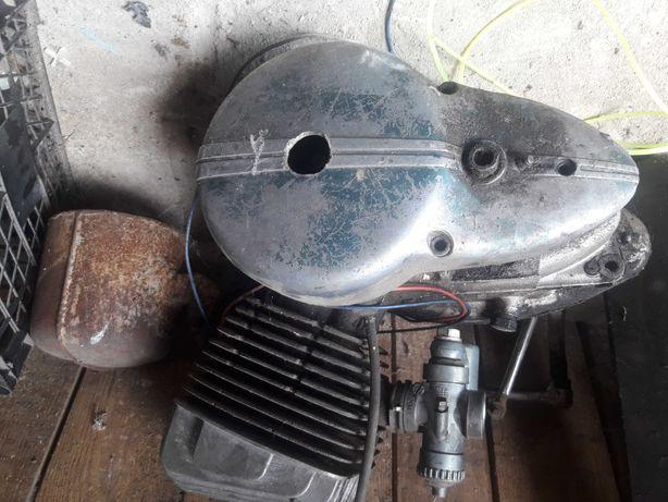 Silnik wsk 125 i dodatki