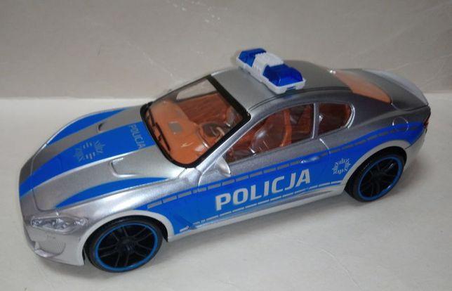 Samochód policyjny z napędem dla chłopców 4147