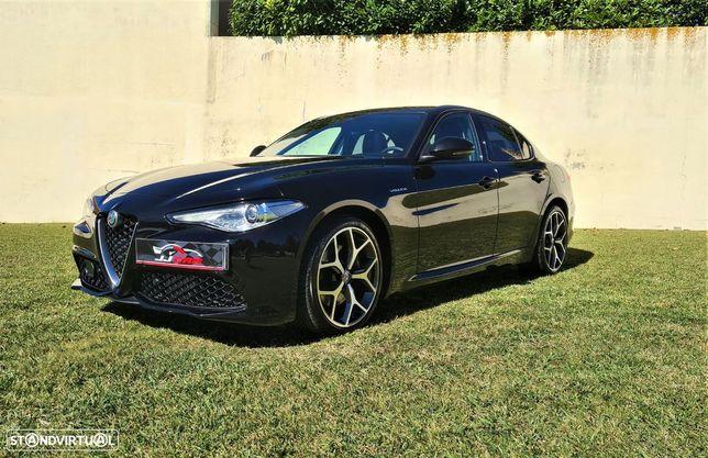 Alfa Romeo Giulia 2.2 D Veloce AT8 AWD