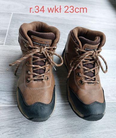 Buty trzewiki r.34 Sprandi