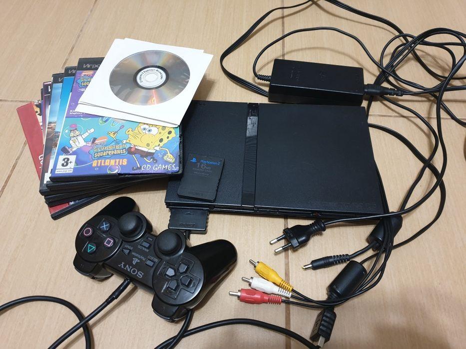 Продам Sony PlayStation 2 Александрия - изображение 1