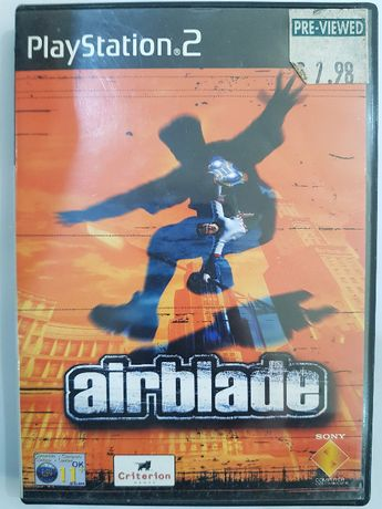 AirBlade PS2 PlayStation 2 Używana Kraków