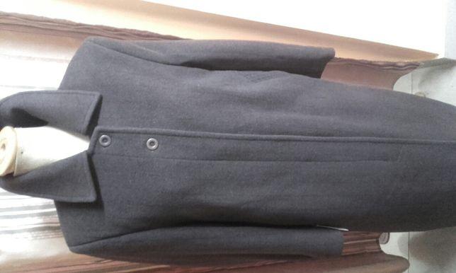 Nowy zimowy płaszcz