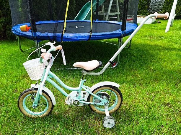 Rowerek Sun Baby 12cali turkusowy