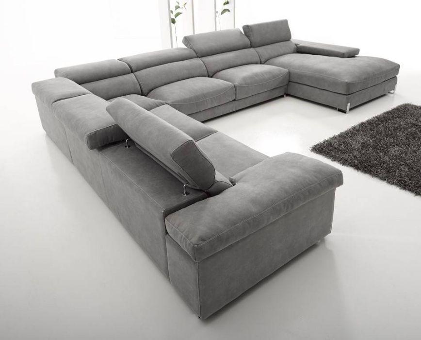 Sofa Design Confort Boleado Paços de Ferreira - imagem 1