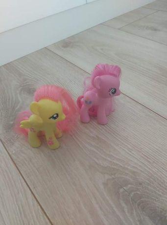 2 kucyki my little pony
