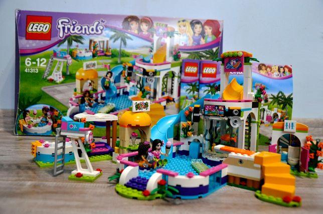 Lego Friends 41313 Летний бассейн Оригинал