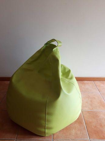 Puff verde alface