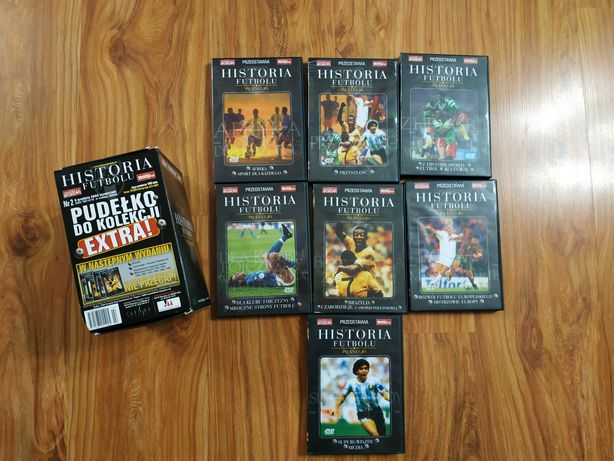 Historia fotbolu komplet